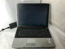 "Gateway M460 Intel Pentium M 1.6GHz 512mb RAM 15.4"" Laptop -CZ"
