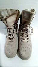 NIKE Air Force 1 884024-200 High Top  Lifestyle Men's  boots US 13 EUR 47.5