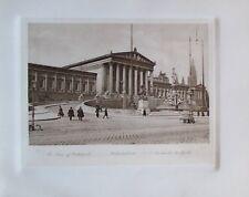 Reichsratsgebäude Wien Parlament - Heliogravur aus 1910 Kunstblatt