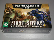 Warhammer 40K FIRST STRIKE Starter Box Set!! Brand New+Sealed!!