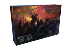 LIVING DEAD KNIGHTS - FORGOTTEN WORLDS  - FIREFORGE GAMES - 28MM
