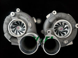Performance Upgrade Audi S6 S7 A8 S8 RS6 RS7 4.0L V8 Turbocharger Stage 2