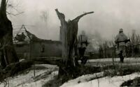 WW 2 Orel Orjol im Winter 1942 Panzer Propaganda Kompanie 693 -4