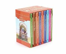 Little House on the Prairie Box Set (pb) by Laura Ingalls Wilder 9 Book Set NEW