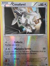 Pokemon card 80 pv couafarel holoreverse-gloss-for collector