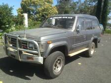 Wrecking Toyota Landcruiser HJ61 12HT 24 volt 5 speed manual