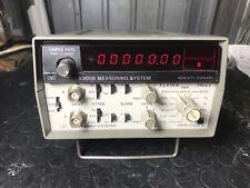 hp 5300b 5304A counter measuring stestem x oscilloscopio multimetro spettro