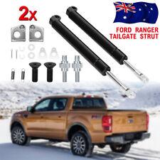 2X Rear Tailgate Strut Kit Slow Down Oil Damper Gas Fit For Ford Ranger Door AU