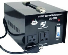 Goldsource STU-2000 Step Up/Down Voltage Transformer Converter 2000W 110/220V