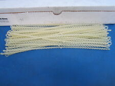 """Lot of 36 Fenner Eagle Clear 85 Twisted O-Rings 3/16"""" x 14-1/2"""", 00006000  5050010 New"""