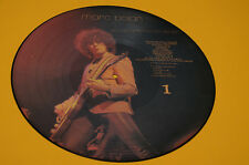 MARC BOLAN T REX LP PICTURE DISC VYOU SCARE ME TO DEATH ORIG EX TOP