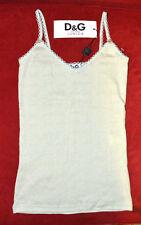 NWT Authentic Dolce & Gabbana Junior Green Spaghetti Strap Shirt Top (Size 12)