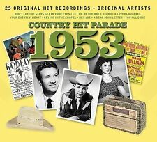VARIOUS ARTISTS-COUNTRY HIT PARADE 1953 CD OOP