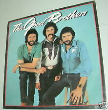 the GOOD BROTHERS sealed Country LP