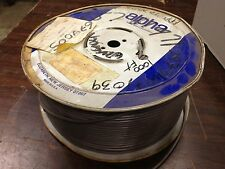 Alpha 3211  Multi-Conductor Cable 24 AWG, 2 Conductor SHIELD- 1000ft SPOOL - New