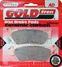 SINTERED FRONT BRAKE PADS > APRILIA ' MOTO 6.5 ' 1997 1998 1999 2000 2001