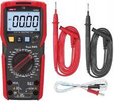 Unit UT89X Digital Multimeter Strommessgerät AC/DC V ? HZ °C temperatur NCV LED