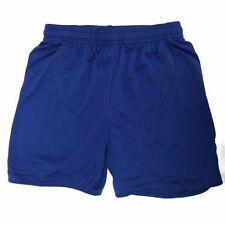 Unbranded Polyester Patternless Regular Size Shorts for Men