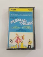 The Sound of Music An Original Soundtrack Recording Cassette 1985 RCA Ariola