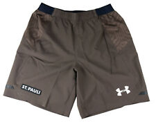 under armour FC St. Pauli Shorts Fußball Trikot Hose SP331851 Braun Gr. S