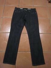 women's JAG mid rise reg fit straight stretch denim jeans SZ 13
