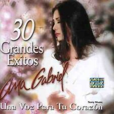 Ana Gabriel - 30 Grandes Exitos [New CD] Argentina - Import