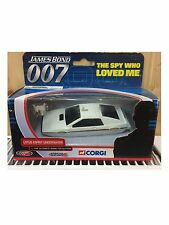 CORGI TY04510 LOTUS ESPRIT UNDERWATER JAMES BOND COLLECTION SPY WHO LOVED ME