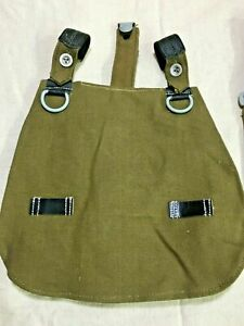 Lot of 10 : WWII German Bread Bag with Strap - lot of 10 (10 x Bread Bags)