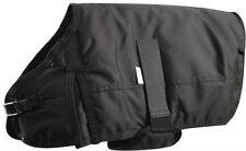 "XL BLACK Showman 600 Denier Waterproof Dog blanket 31""-34"" FREE SHIPPING"