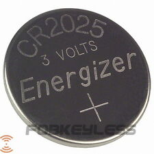 Brand New Keyless Entry Remote Energizer Battery Replacement CR2025