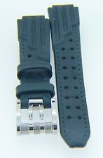 BRAND NEW AUTHENTIC AQUANAUTIC 12MM FIRST CUDA  GREEN LEATHER WATCH STRAP