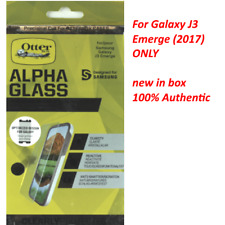 New OtterBox Alpha Glass Series Screen Protector For Samsung Galaxy J3 Emerge