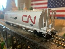 Ho Scale InterMountain Cylindrical Covered Hopper CN  Canadian National DETAILED