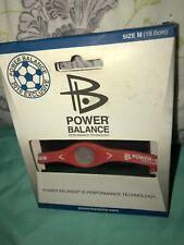 Espana Power Balance Wristband Size Medium Limited Edition New