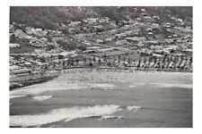 Queensland Gold Coast BURLEIGH HEADS aerial c1952 Modern Digital Photo Postcard