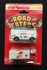 Majorette Road Eaters - Peter Pan Peanut Butter - 57 Chevy And Truck 1993 Sealed