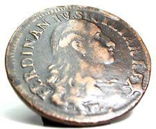 NAPOLI (Ferdinando IV) Grano,12 Cavalli 1792