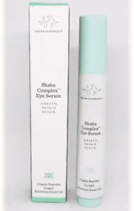 Drunk Elephant Shaba Complex Eye Serum .5 oz./1 5ml  NEW  AMAZING!
