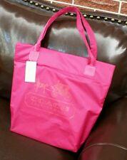SALE! BNWT COACH Multi Purpose Shoppe Tote Bag, Hot Pink