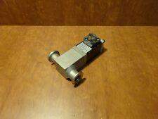Leybold solenoid valve 3/41714