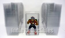 TMNT BLISTER CASE LOT OF 50 Action Figure Display Protective Clamshell X-LARGE
