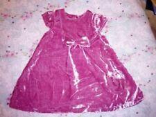 Holiday Velvet Dresses (0-24 Months) for Girls