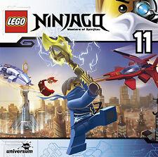 CD * LEGO NINJAGO : MEISTER DES SPINJITZU (CD 11) # NEU OVP §
