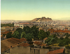 Grèce, Athènes P.Z. vintage photochromie photochromie, vintage photochrome