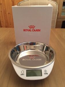 Royal Canin Electronic Weighing Bowl For Feeding Dogs Cats .