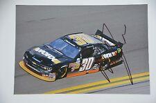 Nelson Piquet Jr  NASCAR #30 signed 20x30cm Foto Autogramm Autograph In Person