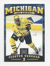 2008-09 Michigan Wolverines (CCHA) Scooter Vaughan (Chicago Wolves)