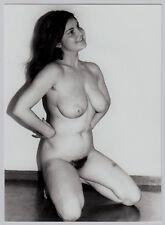 GDR Busty nude Bundle of joy/NUDA frugoletto DDR * VINTAGE 70s Photo #3