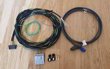 BMW f10 f07 f01 f20 f30 f31 Original Reverse Camera Retrofit Cable Set trsvc