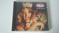 HOLE - LIVE THROUGH THIS - CD ALBUM